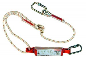 Amortyzator PROTECTA Rope 2m AE525