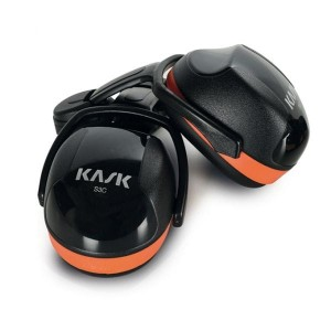 KASK Nauszniki SC3 Orange